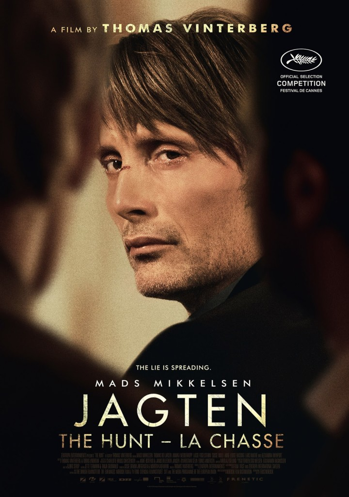 Jagten (The Hunt) poster