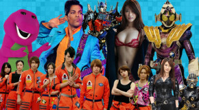 SenpuuCast 103: Kamen Rider Fourze The Movie