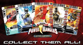 Goranger + Power Rangers Megaforce