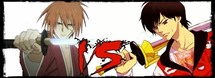 Kenshin Himura Vs Takeru Shiba
