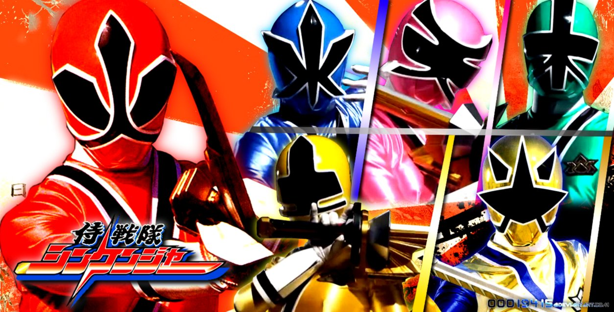 destaqueshinkenger