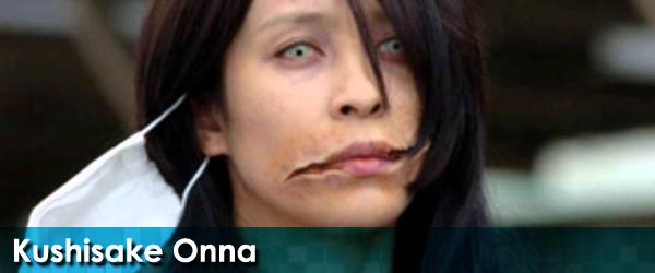 Kushisake-Onna