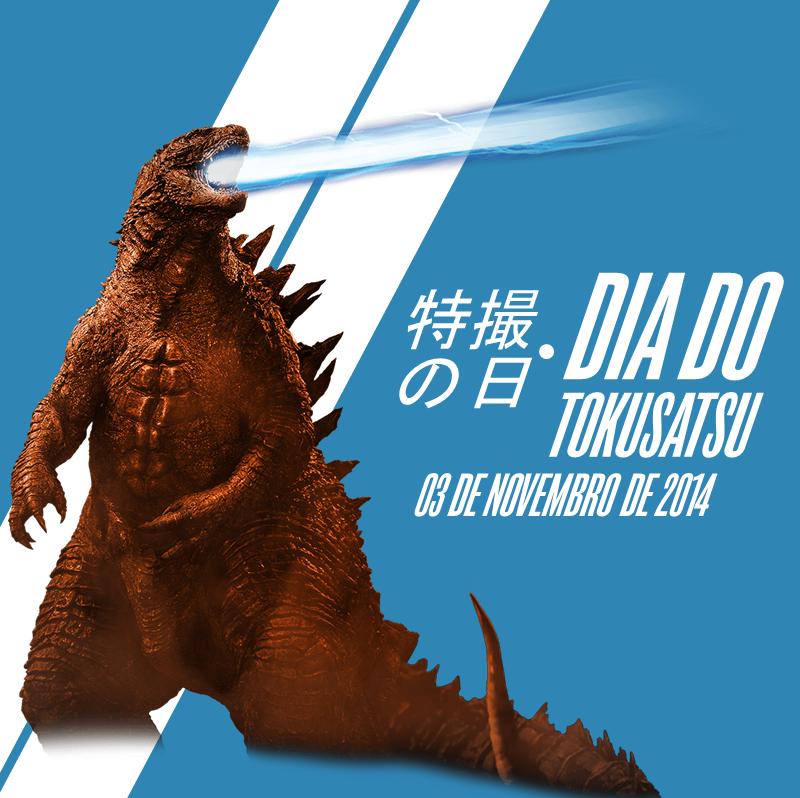 Banner Godzilla (Quadrado)
