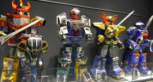 Mechas Power Rangers