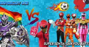 Super Sentai | Senpuu - Tokusatsu no Olho do Furacão